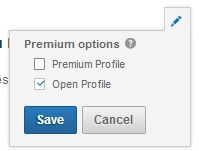 New LinkedIn Premium Options
