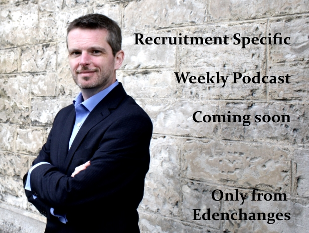 Edenchanges podcast alert - the podcast is coming soon